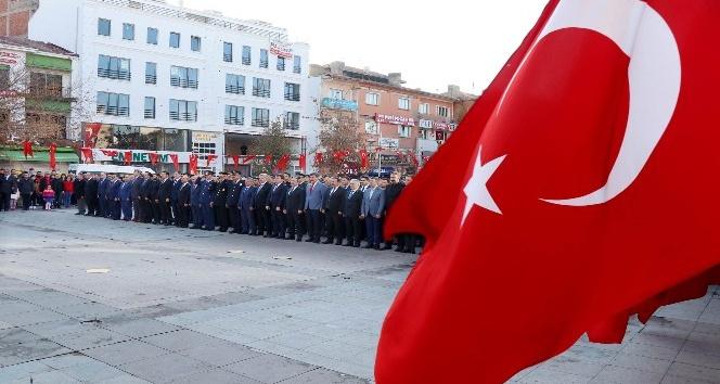 Ulu Önder Atatürk, Aksarayda anıldı