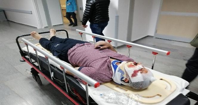 İnşaattan düşen işçi ağır yaralandı