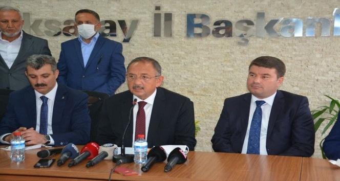 """AK Partili Özhaseki: """"İşten çıkaran namussuzdur, şerefsizdir dediler 11 bin 706 kişi..."""