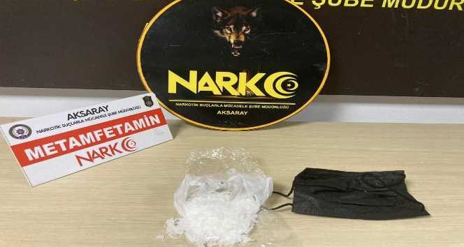 Aksarayda uyuşturucu operasyonu: 5 tutuklama