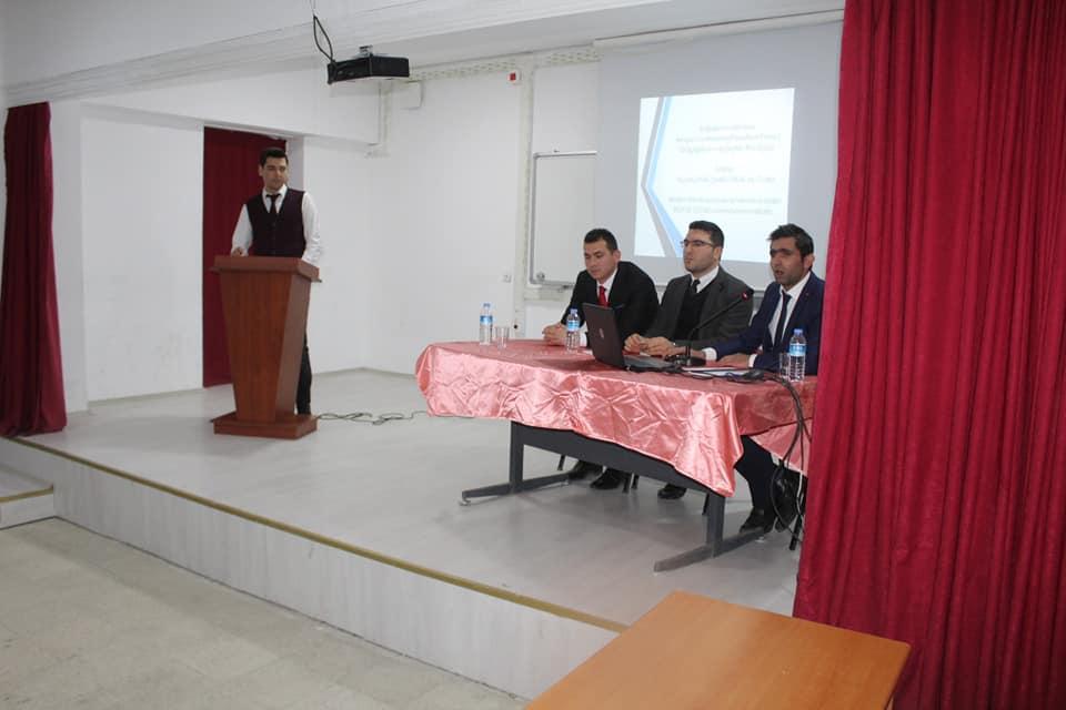 Kaymakamımız Sayın OSMAN ACAR'ın Himayesinde Başlatılan Kültürel Kalkınma Projesi...