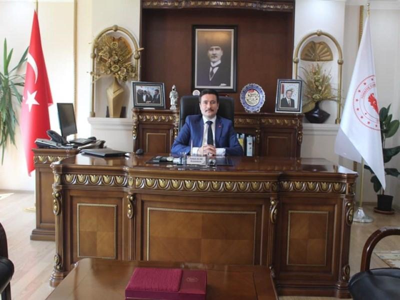 Kaymakamımız Sayın Osman ACAR' ın 29 Ekim Cumhuriyet Bayramı Mesajı