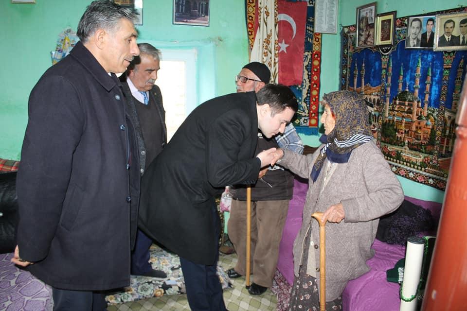 Kaymakamımız Sayın Osman ACAR İlçemiz Sofular Köyünü Ziyaret Etti